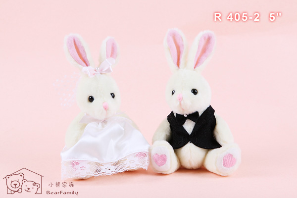 Plush Rabbits